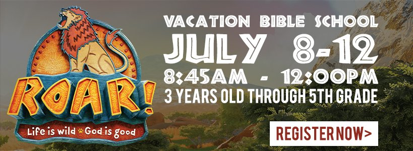 Register for VBS